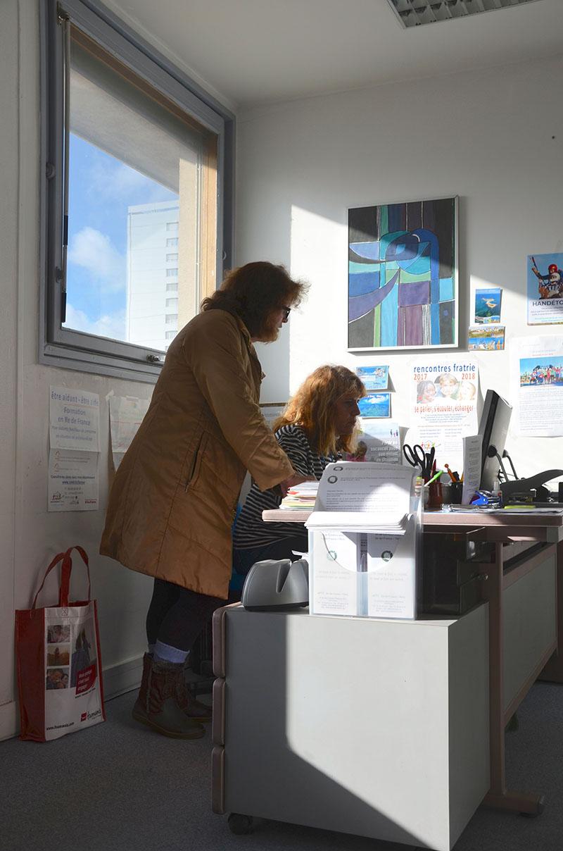 Bureau AFTC IdF Paris