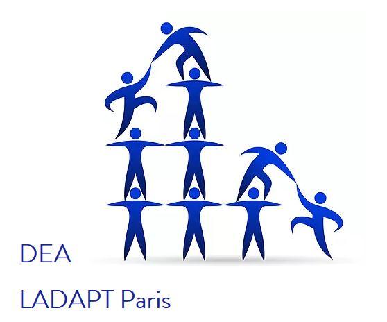 Logo DEA LADAPT Paris